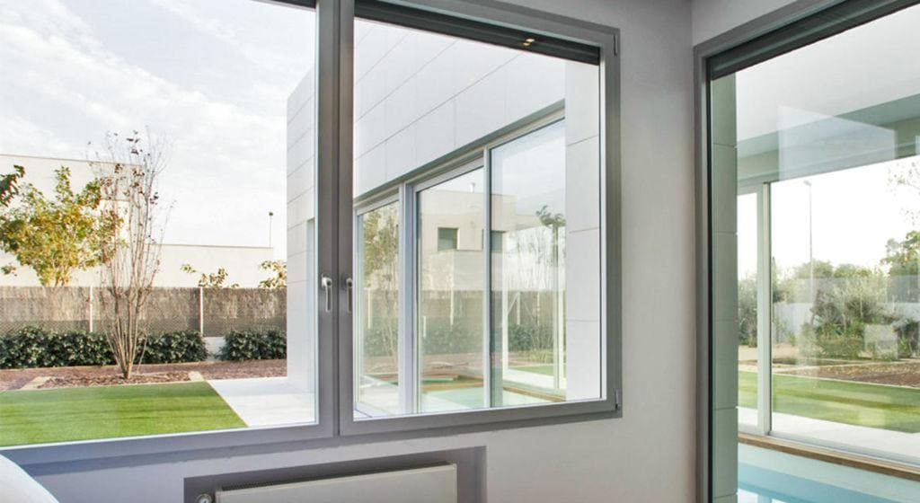 алюминиевые окна от stemma